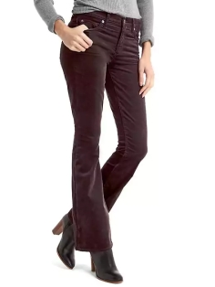 bootcut cords