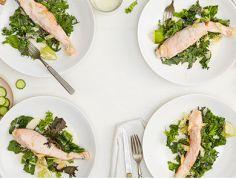 Credit: Goop; http://goop.com/recipes/coconut-poached-salmon/