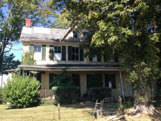 Adaptive Reuse of the Hamilton Willard Shafer Farm