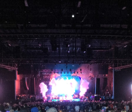 Empire of the Sun put on an insane show.
