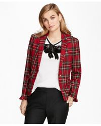 brooks-brothers-Red-Multi-Tartan-Wool-Jacket