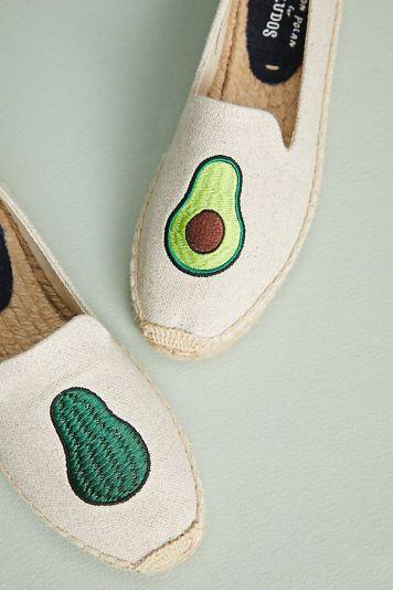 avocado espadrilles