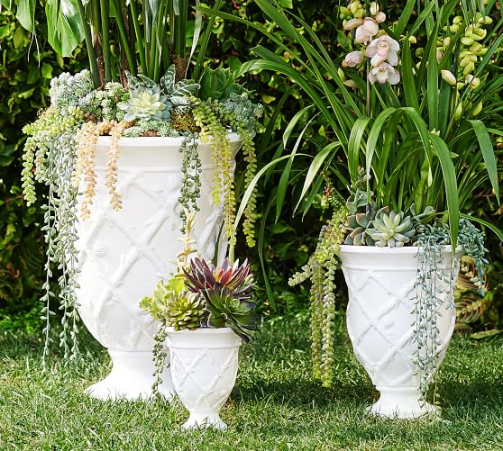Garden Decor Houston: Planters