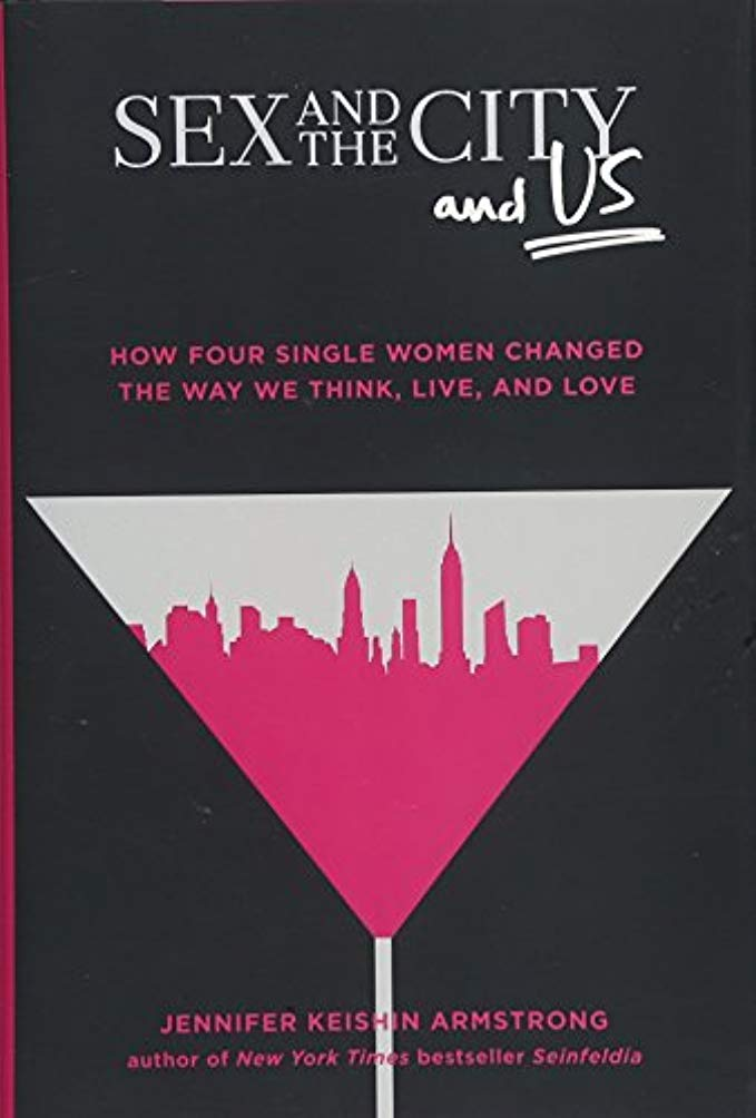 Sex and the city friend graphics