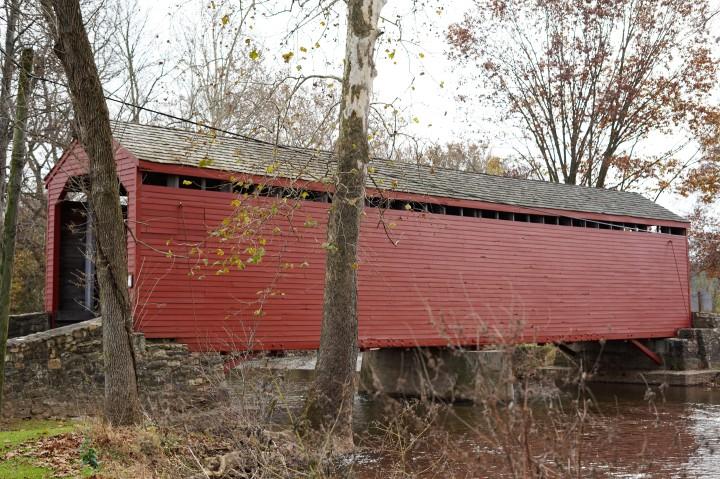 Historic Bridges of the MidAtlantic: Loys Station CoveredBridge