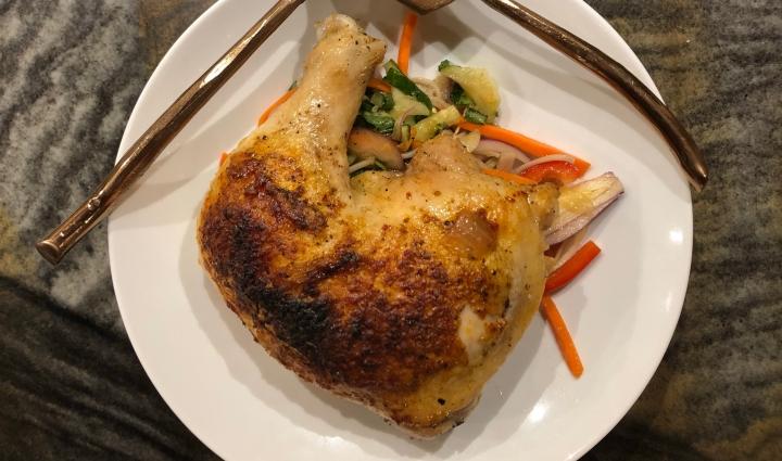 Miso Chicken //@2souschefs