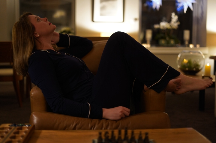 Piping Pajamas featuring Ledges Hotel and Long TallSally