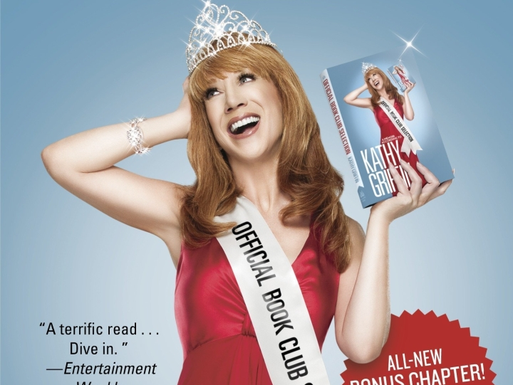 Don't Book Back // Official Book Club Selection by @KathyGriffin
