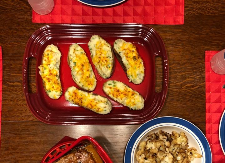 Twice Baked Potato //@2souschefs